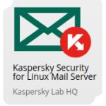 Kaspersky Security for Linux Mail Server