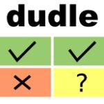 Dudle - doodle