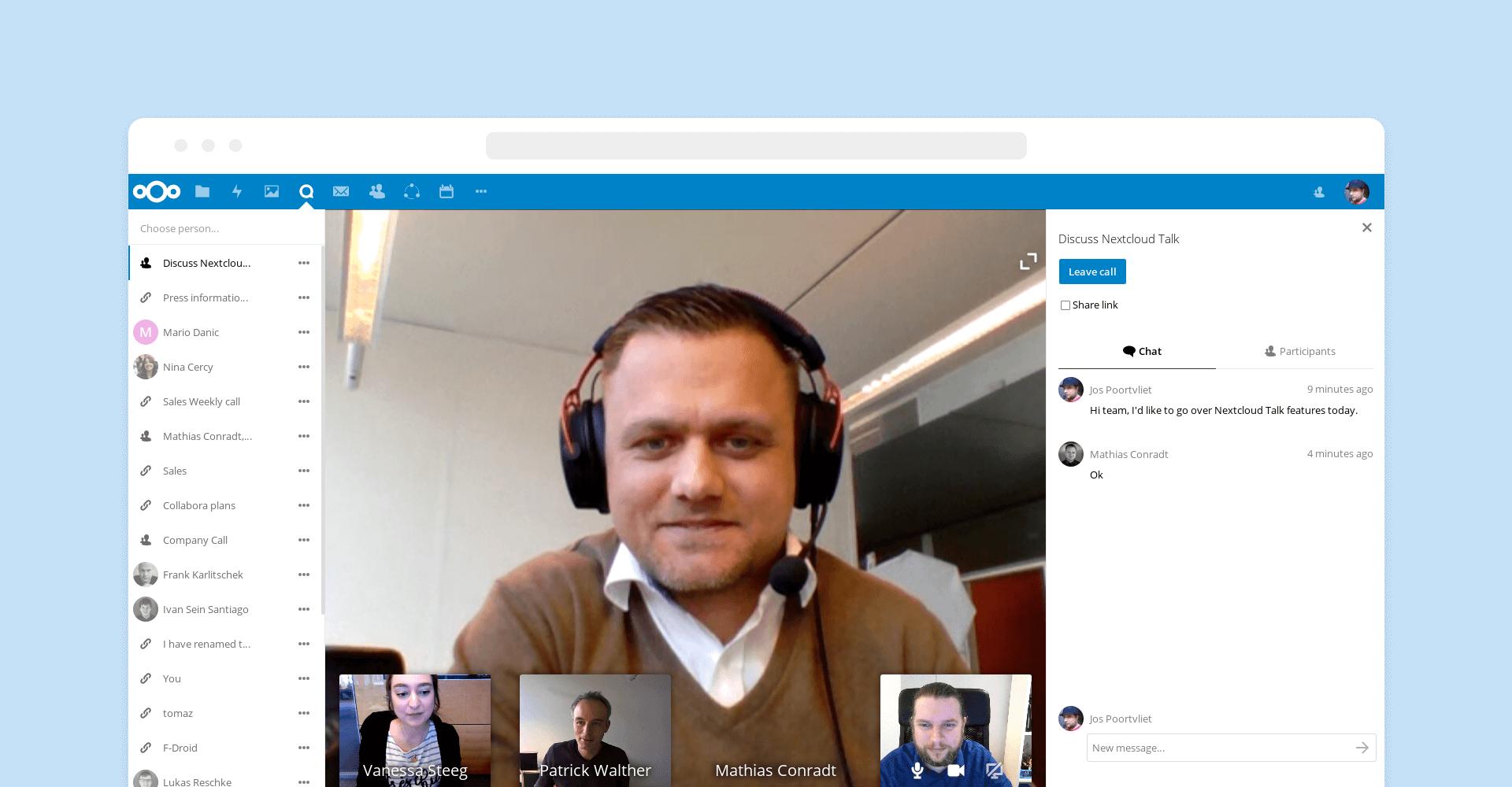 Nextcloud, die führende Open-Source Cloud Plattform 4